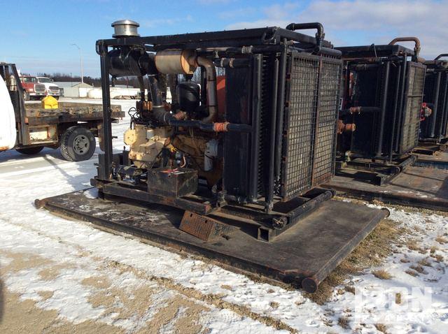 Hurricane 6T-276-41B Booster Compressor in Waupun, Wisconsin