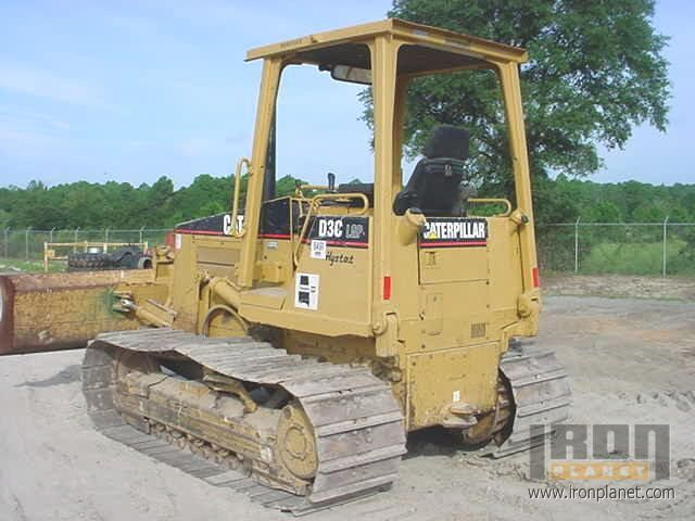 1998 Cat D3C LGP Crawler Dozer in Panama City, Florida