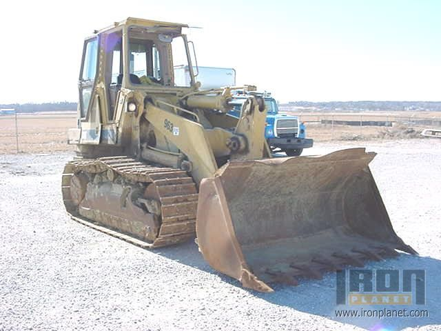 1994 Caterpillar 963 Track Loader