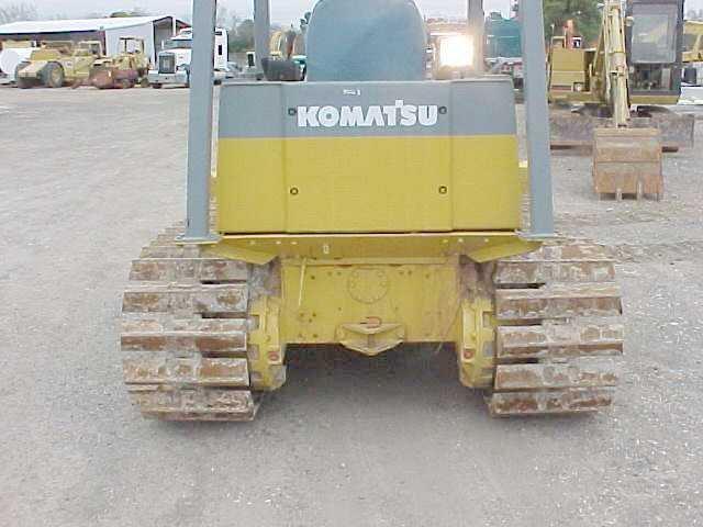 1994 Komatsu D21P-7 Track Dozer <<-- OBSOLETE