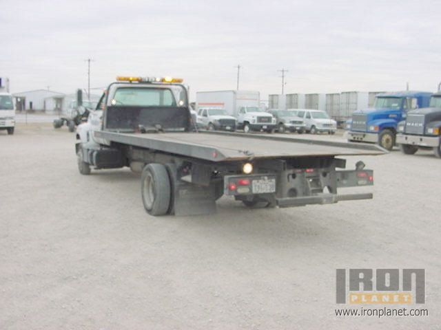 1999 (unverified) GMC C6500 S/A Rollback Truck in Haslet
