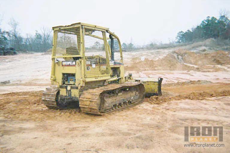1997 Caterpillar D5C III LGP Track Dozer <<-- OBSOLETE in