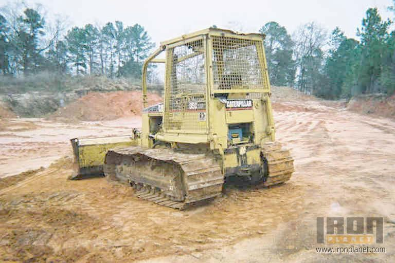 1997 Caterpillar D5C III LGP Track Dozer <<-- OBSOLETE in Longview