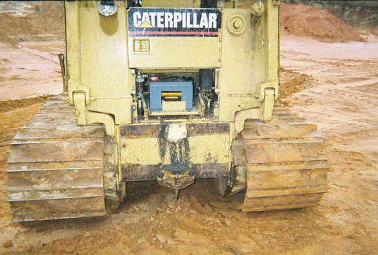 1997 Caterpillar D5C III LGP Track Dozer <<-- OBSOLETE