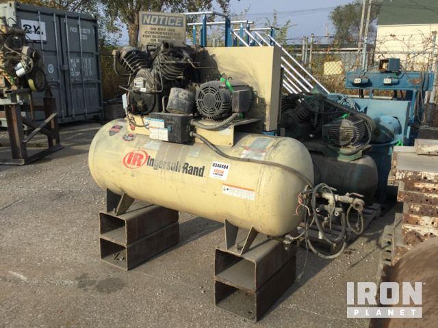 Ingersoll-Rand 2545 Electric Air Compressor in Rock Island