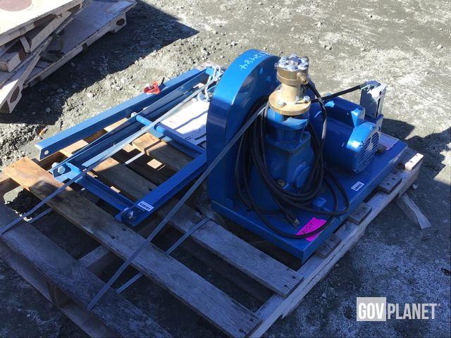 Surplus Lot G1613 - Lot G1613 - Hydro-Test SC-5 Co2 Transfer Unit in