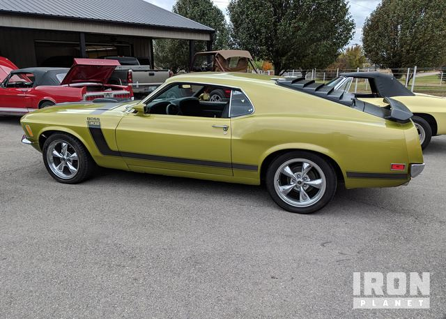1970 Ford Mustang Boss 302 Fastback In Dallas Texas United