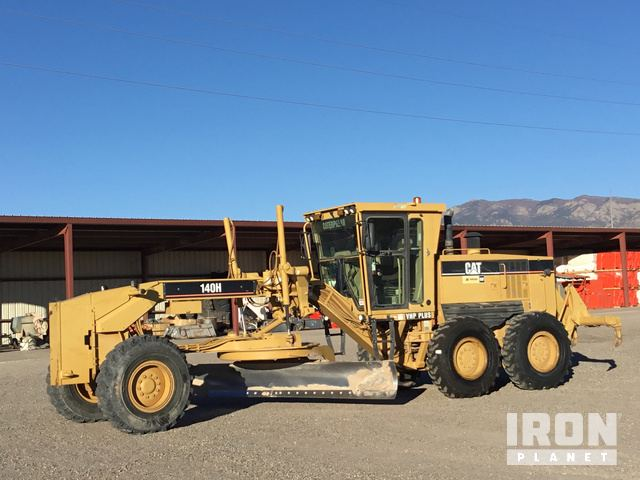 2006 Cat 140H Motor Grader in Albuquerque, New Mexico