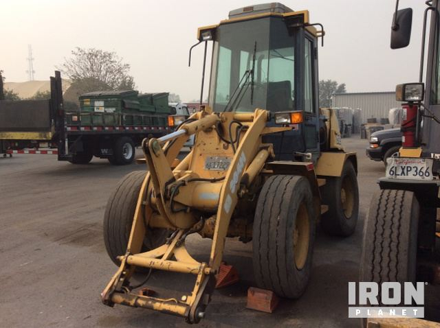 John Deere 304H Wheel Loader in Woodland, California, United