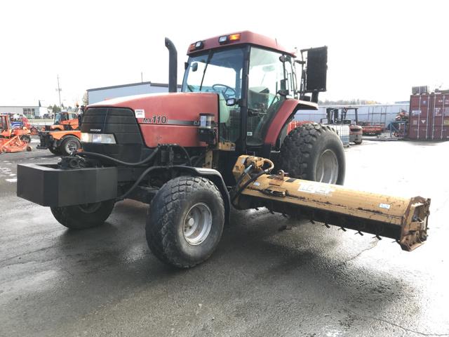 Case IH Maxxum 110 2WD Tractor