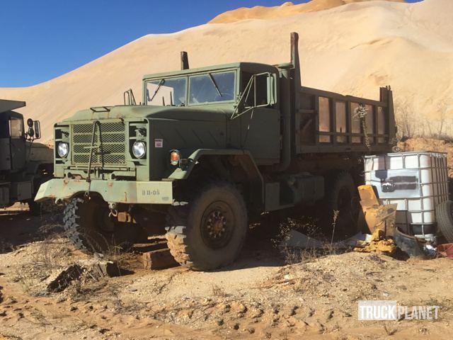 AM General M923A2 6x6 T/A Dump Truck in Jackson, Alabama