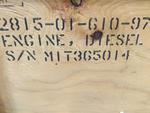 Serial Number / VIN - CV5