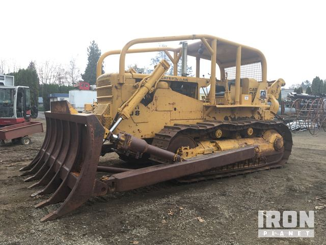 Cat D8H Crawler Dozer in Tualatin, Oregon, United States (IronPlanet