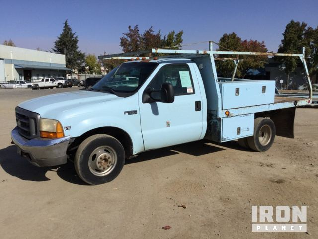 99 ford f350 front axle