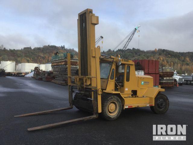 American 3022 Rough Terrain Forklift in Tacoma, Washington