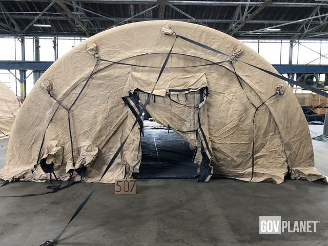 Surplus HDT 2032 XXXI Temper Shelter in Fort Wayne, Indiana, United