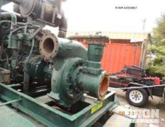 2017 Cornell 8NHTH-6135 Water Pump in Edmonton, Alberta