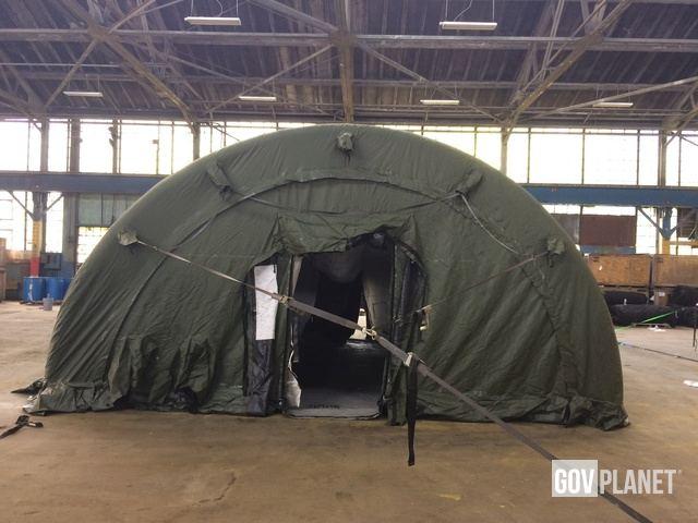 Surplus HDT 2021 5 XXXVIII Temper Shelter in Fort Wayne