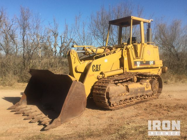 Cat 963 Crawler Loader in Wichita Falls, Texas, United