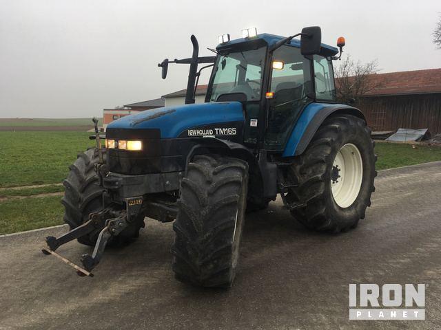 2000 New Holland TM165 4WD Tractor in Aurolzmünster, OberOsterreich Tm New Holland Wiring Schematic on new holland tl90a, new holland tr85, new holland ts110, new holland quadtrac, new holland tn70, new holland ts115a, new holland tn75, new holland tl70, new holland tr87, new holland tv145, new holland tr86, new holland tj450, new holland tx66, new holland ts115, new holland t7040,
