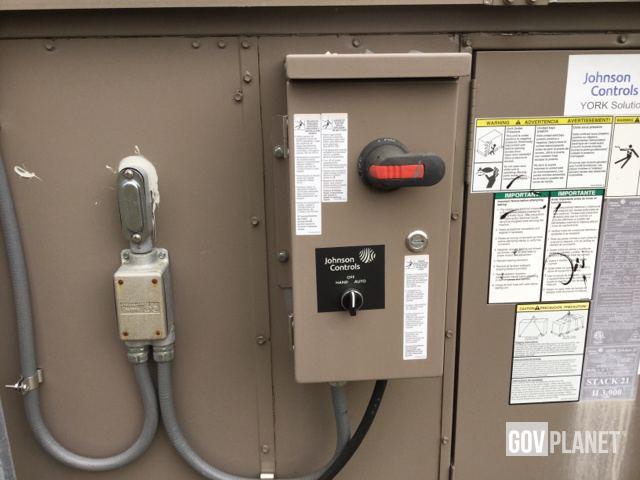 Surplus Johnson Controls XTO-042X066-MAJA046A York Solution