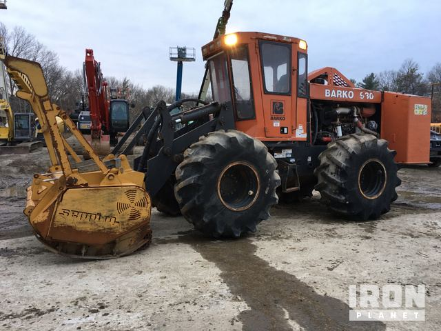 2011 Barko 930 Mulcher in Chelmsford, Massachusetts, United States