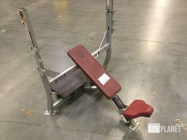 Surplus Hammer Strength Bench Press in North Las Vegas