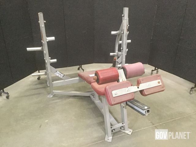Surplus Hammer Strength A00 Decline Bench Press in North Las