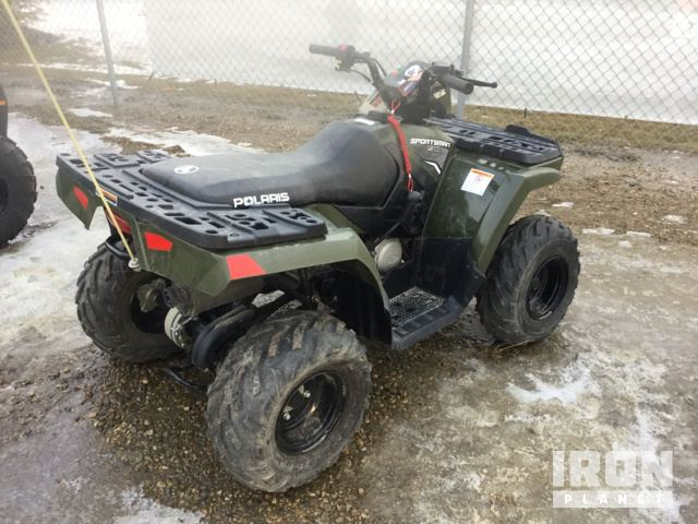 2013 Polaris Sportsman 90 ATV in Nisku, Alberta, Canada