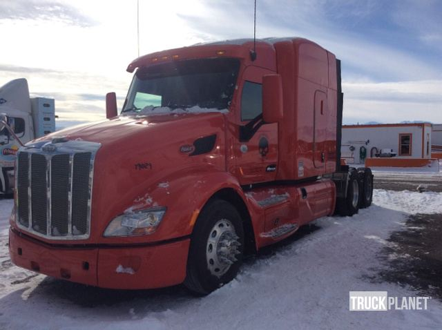 2013 Peterbilt 579 T/A Sleeper Truck Tractor in Lake Point, Utah, United States (TruckPlanet Item #1861986)