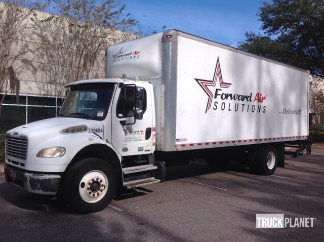 2012 Freightliner M2 106 Cargo Truck in Jacksonville, Florida