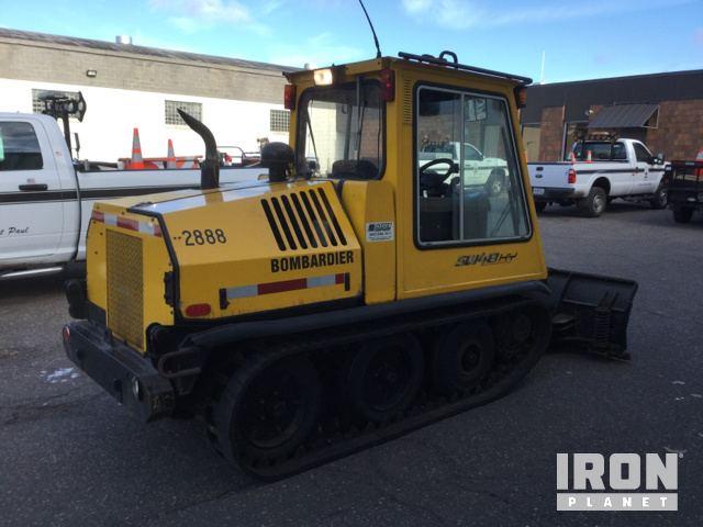 Bombardier SW 48 HY Snow Plow in St  Paul, Minnesota, United