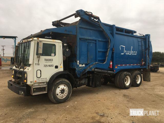 2011 Mack MRU613 Waste Collection Truck in San Antonio, Texas ... Can Bus Wiring Schematic Mru Mack on