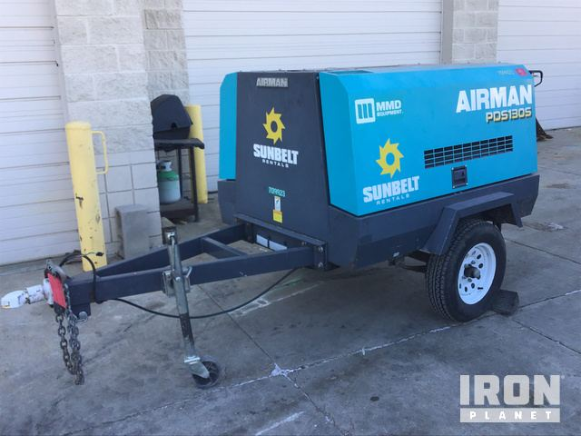 2015 Airman PDS130S-6B4 Air Compressor in Boulder, Colorado, United
