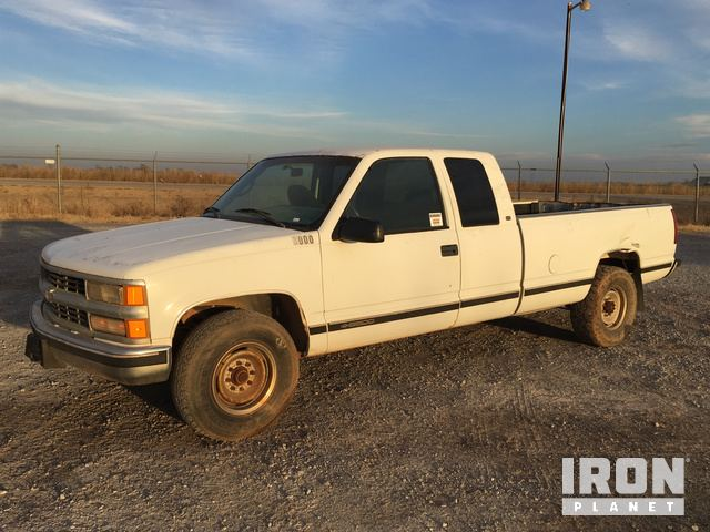 c70037141d597d 1995 Chevrolet Silverado 2500 Extended Cab Pickup in Fairview ...