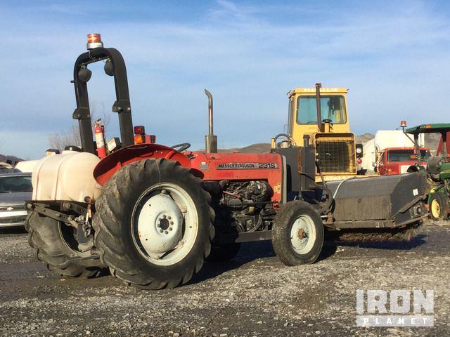 Massey Ferguson 231S 2WD Tractor in Roaring Spring, Pennsylvania