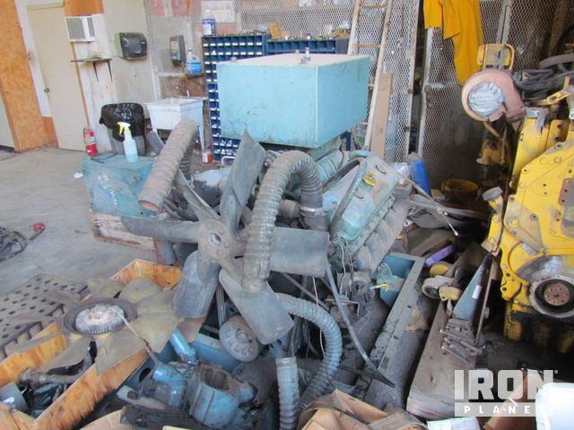Lot 353 - (3-156) DETROIT 8V-71 Diesel Engine (In Shop) in