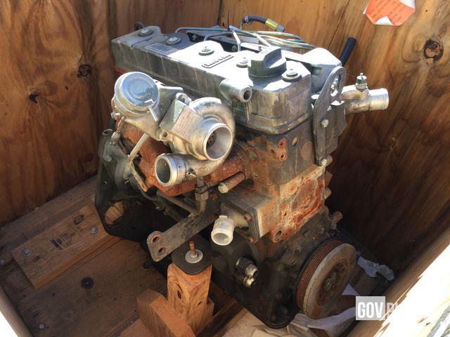Surplus Lot G810A - Lot G810A - MWM Sprint 4 07TCA Engine in Newnan