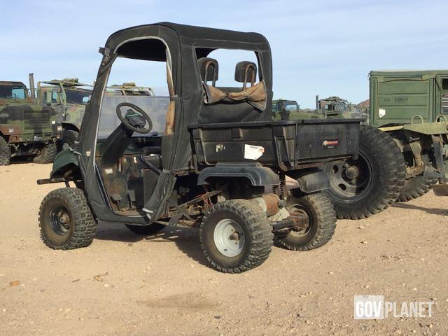Surplus American Sportworks 48V Utility Vehicle in Yermo