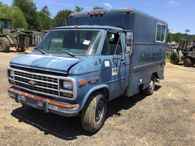 1993 Chevrolet G30 Cargo Van
