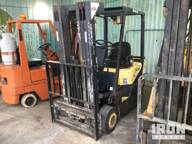 Daewoo GC20S-3 Cushion Tire Forklift in Kenner, Louisiana, United