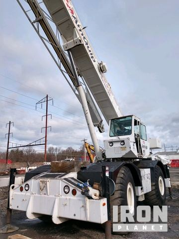 1999 Grove RT750 Rough Terrain Crane, Rough Terrain Crane