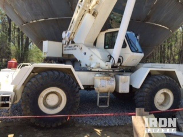 1999 (unverified) Lorain RT450 Rough Terrain Crane, Rough Terrain Crane
