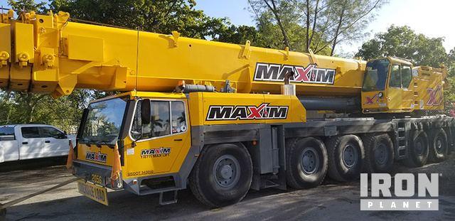1998 Liebherr LTM1225 All Terrain Crane, All Terrain Crane