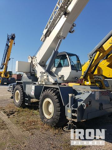 2003 Terex RT230 Rough Terrain Crane, Rough Terrain Crane