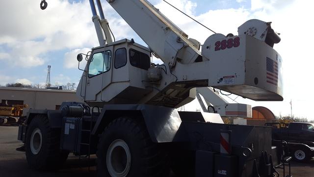 2001 Terex RT175 Rough Terrain Crane