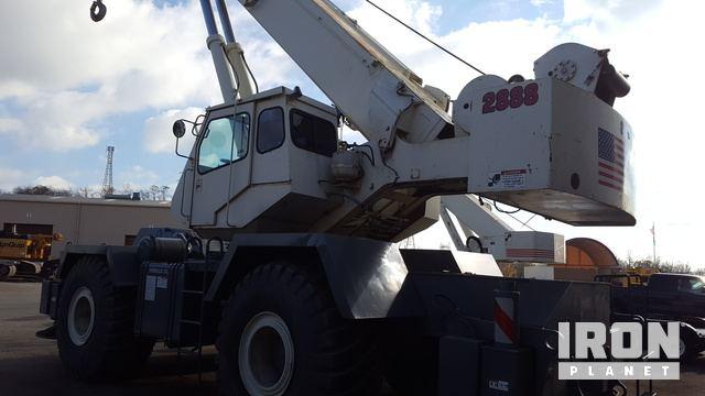 2001 Terex RT175 Rough Terrain Crane, Rough Terrain Crane