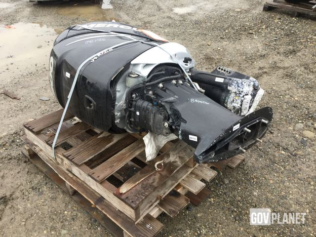 Surplus Mercury 300 Outboard Boat Motor in Lakewood
