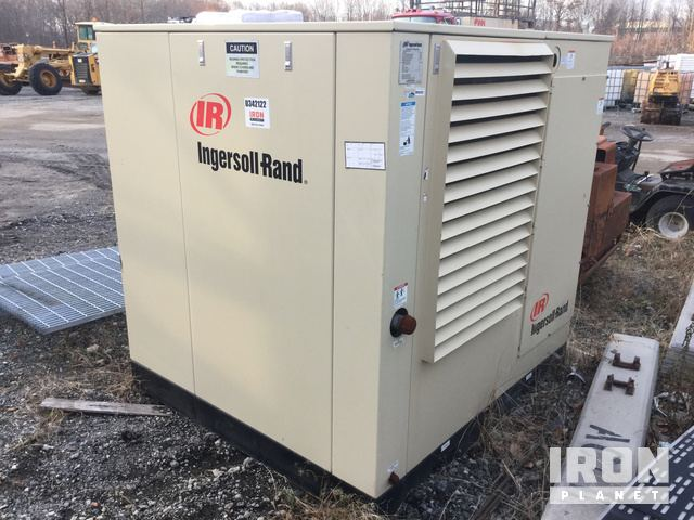Ingersoll-Rand SSR-EP60 Electric Air Compressor in Newark