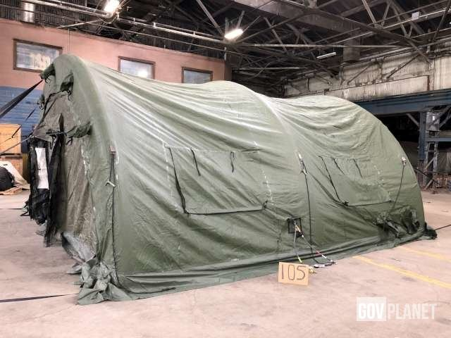 Surplus HDT XXXVIII Temper Shelter in Fort Wayne, Indiana